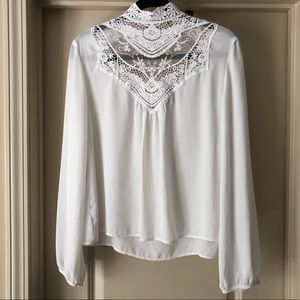 Tops - Victorian Style Boho Blouse